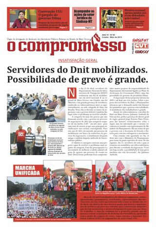 Jornal O Compromisso - Ano VII - Ed. 65