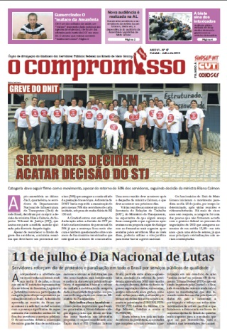 Jornal O Compromisso - Ano VII - Ed. 67