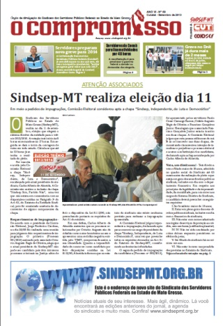 Jornal O Compromisso - Ano VII - Ed. 69
