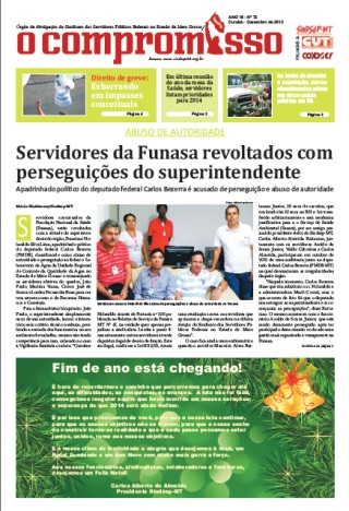 Jornal O Compromisso - Ano VII - Ed. 72